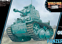 WWT ドイツ軽戦車 38(t)