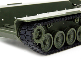 Leopard 1 Workable Track-Links (Cement-free)