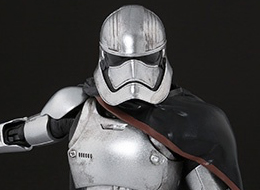 S.H.Figuarts Captain Phasma (Star Wars: The Force Awakens)