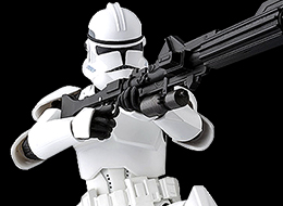 S.H.Figuarts Clone Trooper Phase 2