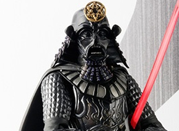Re-issued Movie Realization Samurai Darth Vader
