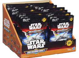 Star Wars: A New Hope Micro Machines Blind Bag Series 1: 1Box (24pcs)