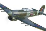 1/48 Limited Edition Kit of Hawker Typhoon Mk.Ib