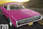 1/25 70 Dodge Charger R/T