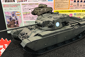 1/35 Girls und Panzer der Film: Cruiser Tank A41 Centurion University Strengthened Team