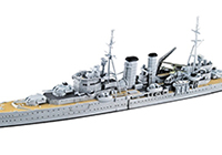 1/700 Royal Navy Heavy Cruiser HMS Exeter