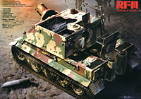 1/35 Sturmmorser Tiger RM61 L/5.4 / 38cm with Full Interior