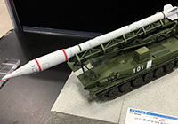 1/35 2K6 Luna Missile and 2P16 Launcher