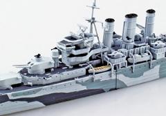 1/700 Royal Navy Heavy Cruiser HMS Norfolk