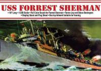 1/320 USS Forrest Sherman Destroyer