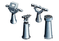 1/700 Binoculars & Rangefinder for Warship Set