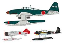 1/144 Wing Kit Collection Vol.17 1Box 10pcs