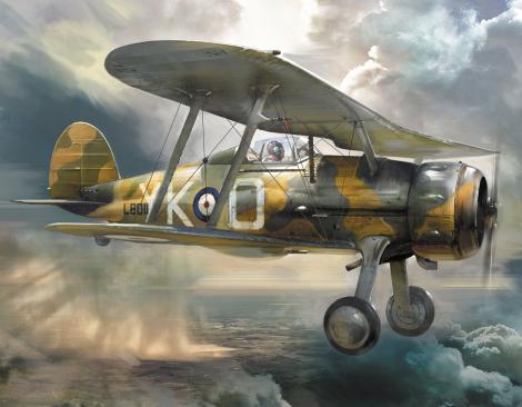1/32 Gloster Gladiator Mk 1
