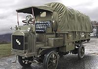 1/35 WWI USA Army Truck FWD Type B