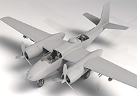 1/48 A-26B-15 Invader