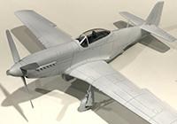 1/48 Chattanooga Choo Choo P-51D-5