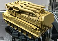 1/35 9A317 TELAR w/9M317 of 9K37M2 BUK M2