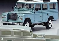 1/24 Land Rover Station Wagon Series III