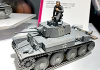 1/35 Panzerkampfwagen 38(t) Ausf.E/F