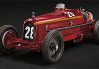 1/12 Alfa Romeo 8C 2300 Monza (Japanese Manual Included)