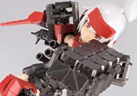 Mecha Supply Assorted 04 X Armor Set Gun Metal Ver.