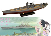 1/700 In This Corner (and Other Corners) of the World: IJN Battleship Yamato