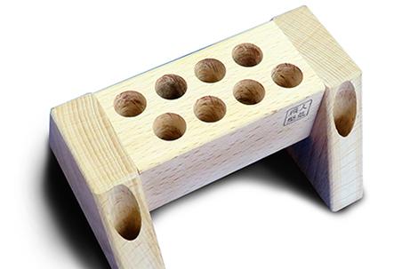 Wooden Hobby Tool Organizing Stand Kakesuke