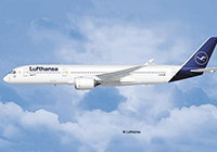 1/144 Airbus A350-900 Lufthansa New Livery