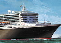1/400 RMS Queen Mary 2 (Premium Edition)