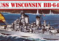 1/535 USS Wisconsin BB-64