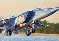 1/48 MiG-25PU Foxbat
