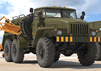 1/48 Ural 4320 & APA-5D (2pcs)