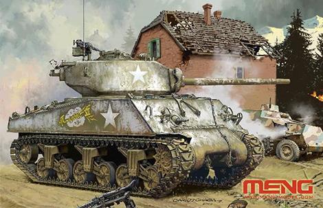 1/35 M4A3 (76) W Sherman