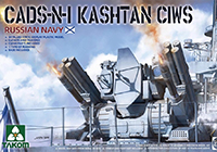 1/35 CADS-N-1 Kashtan CIWS Russian Navy