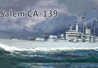 1/350 USS Salem CA-139
