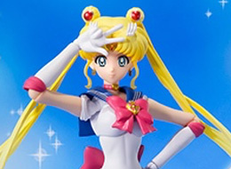 S.H.Figuarts Sailor Moon Crystal