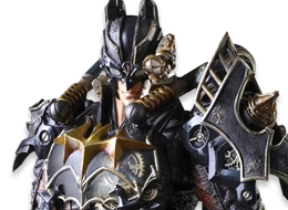 Variant Play Arts Kai: Batman Timeless Steampunk