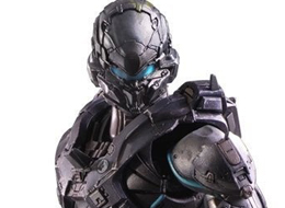Halo 5: Guardians -- Play Arts Kai: Spartan Locke