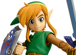 figma Link - A Link Between Worlds Ver. (The Legend of Zelda)