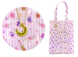 Tote Bag Usagi & Chibi-usa
