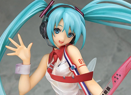 Character Vocal Series 01: Miku Hatsune Greatest Idol Ver. PVC