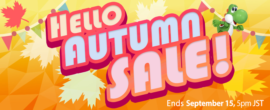 HobbyLink Japan's Hello Autumn Sale 2017