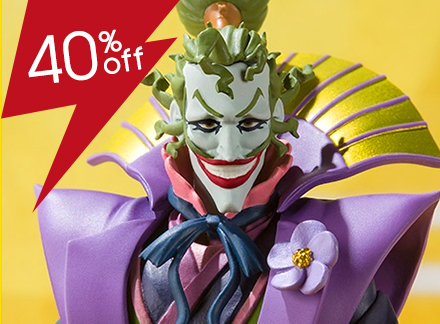 S.H.Figuarts Devil Joker: Demon King of the Sixth Heaven