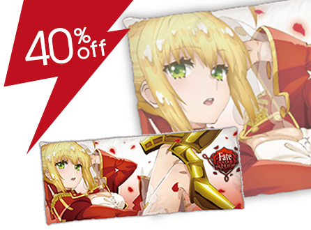 Fate/EXTRA Last Encore: Long Cushion vol.2 A