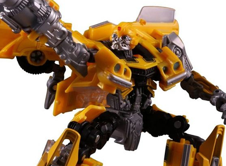 Transformers Studio Series SS-01 Bumblebee