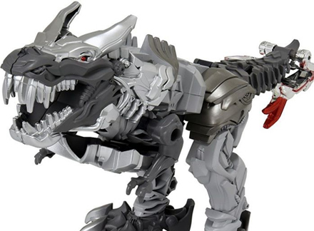 Transformers: The Last Knight - Turbo Change TC-04 Big Grimlock
