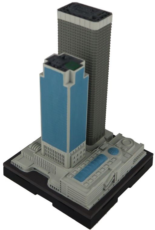 HIGH-RISE BUILDING TYPE-A