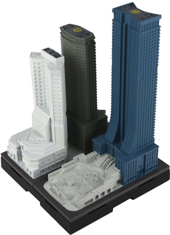 HIGH-RISE BUILDING TYPE-B