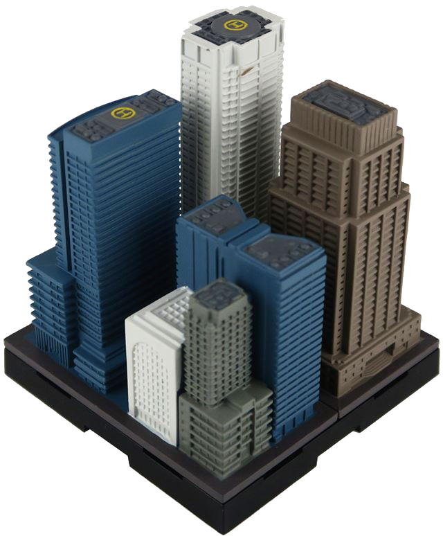 HIGH-RISE BUILDING TYPE-C