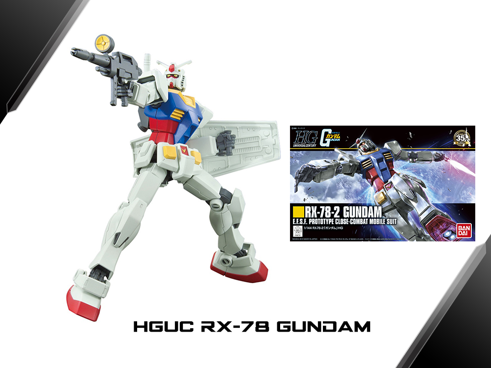 Gundam Beginner Set 01